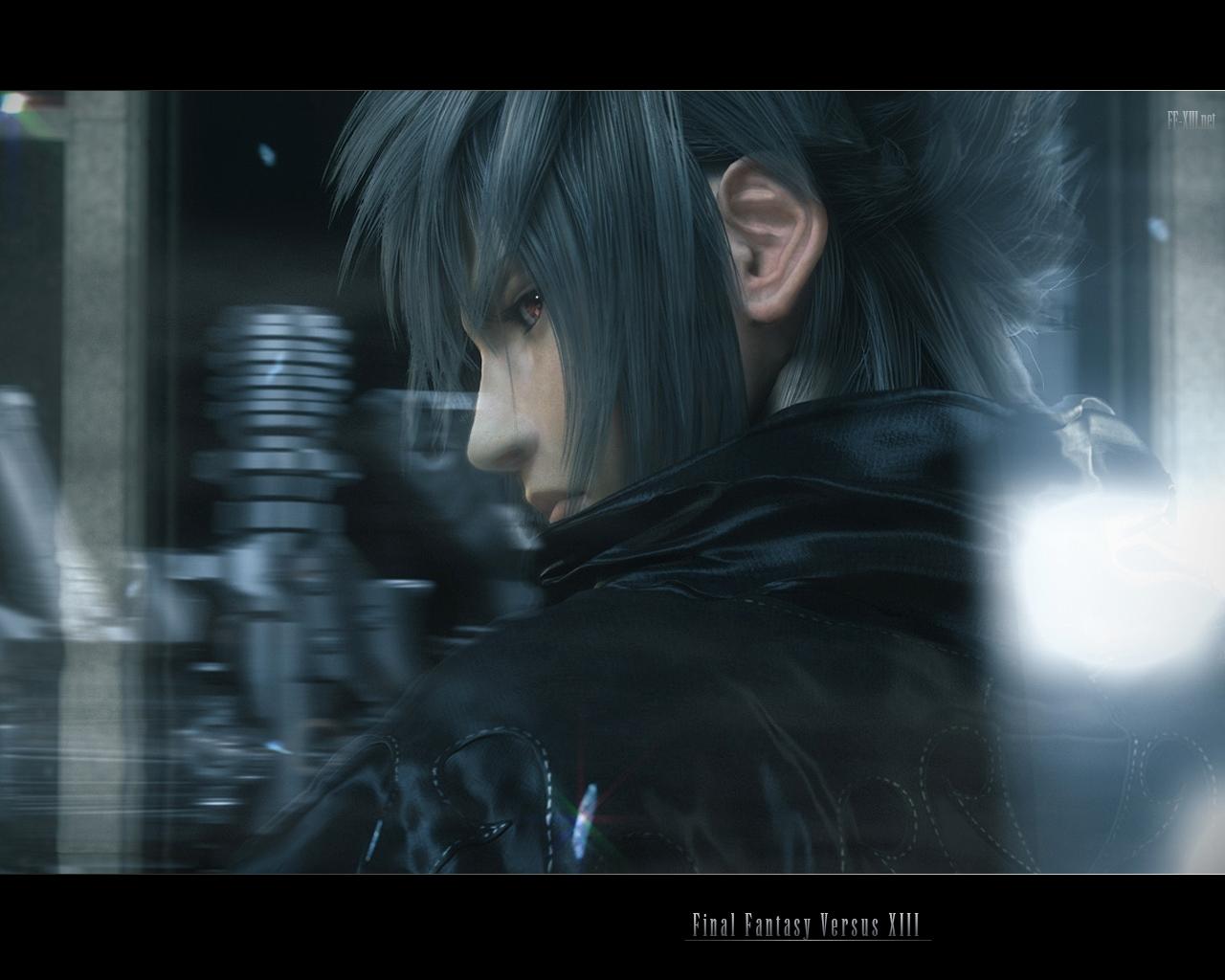 Final Fantasy Versus Xii Official Wallpaper